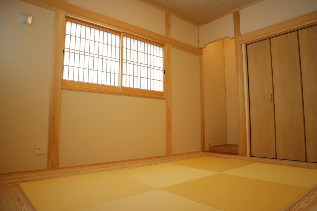 佐久間産業の施工イメージ:和室
