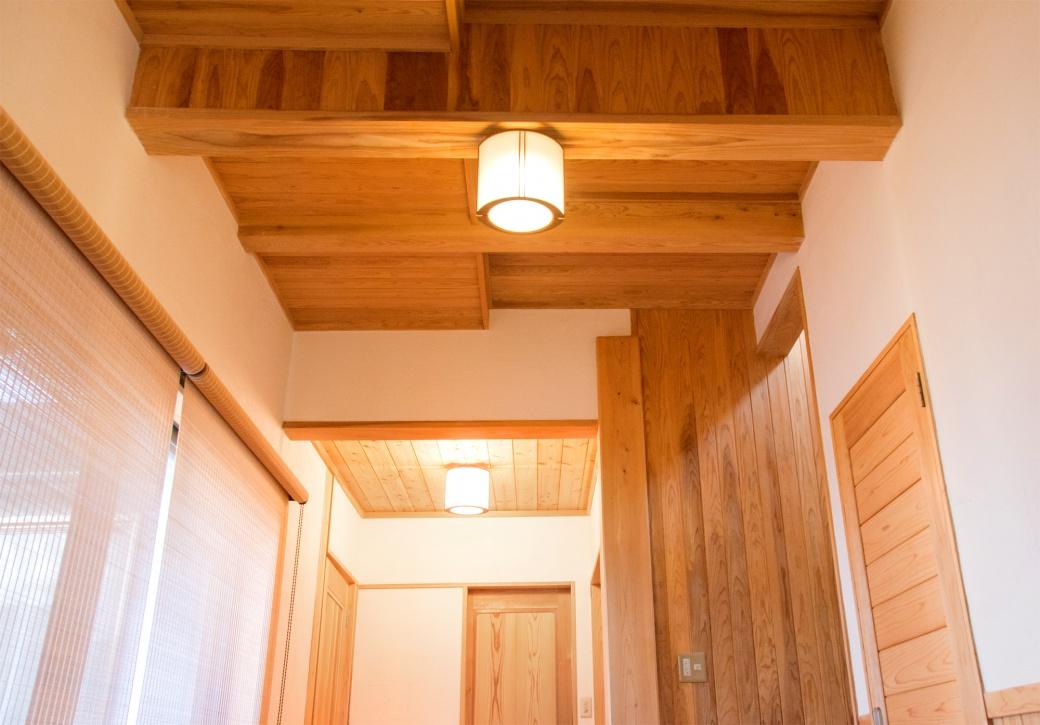 佐久間産業の施工イメージ:玄関